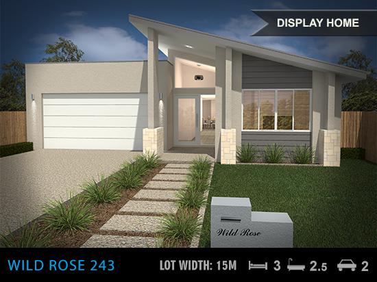 WILD ROSE 243  – Display Home