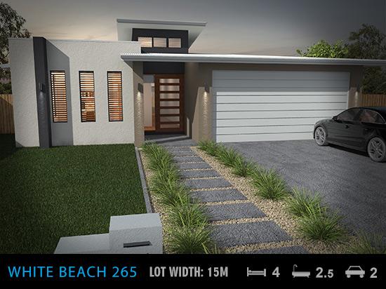 WHITE BEACH 265
